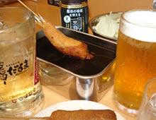新世界 元祖串かつ だるま 姫路魚町店