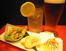 Hawaiian Bar LOCO(あなご料理 柊)