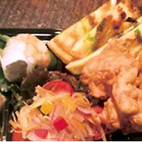 ORIENTAL FOOD AND TEA ROOM