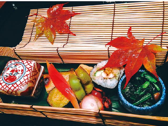 播磨旬菜 菊屋
