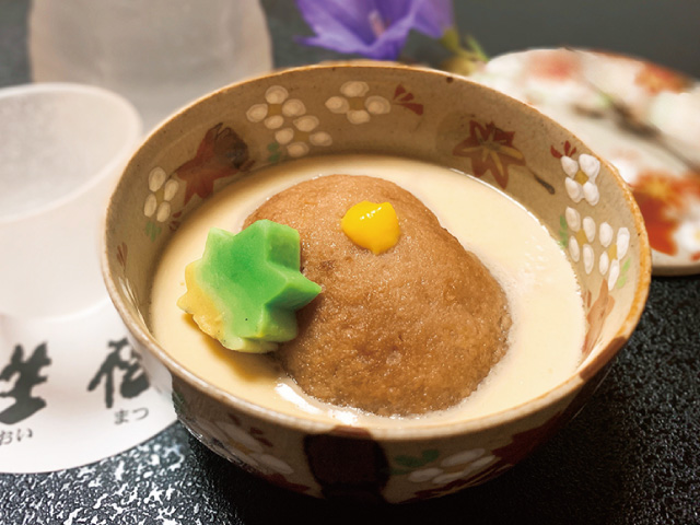 しらさぎ風雅 日本料理 生松